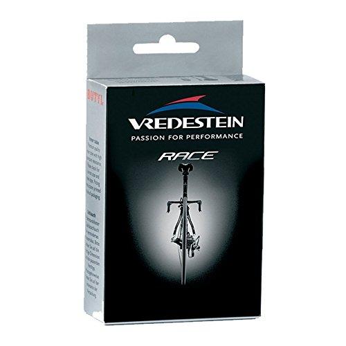 Vredestein V1 Cámara Válvula Presta, Unisex Adulto, Negro, 80 mm