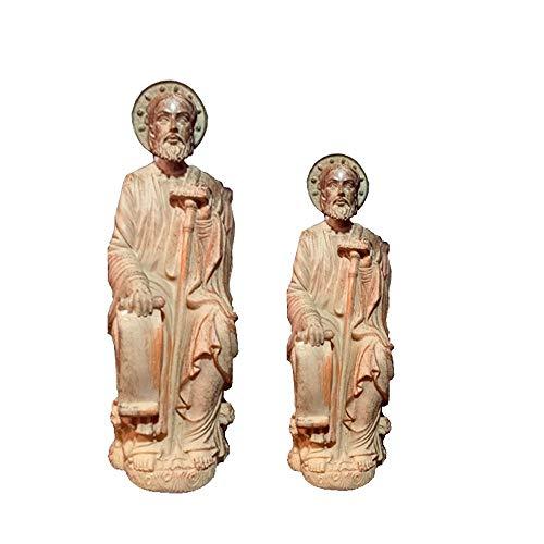 ZINGS Réplica de la Figura del Apóstol Santiago de Compostela (A Coruña) - Pequeño