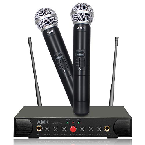 wired mic system - 4