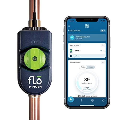Moen 900-002 Flo Smart Water Shut-Off Valve