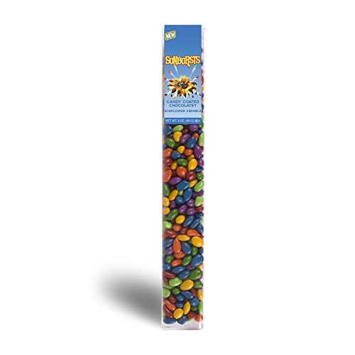 Kimmie Candy Sunbursts Regular Mix with Special Kimmie Candy Pack (Sunbursts Regular Mix, 1- 3oz tube)