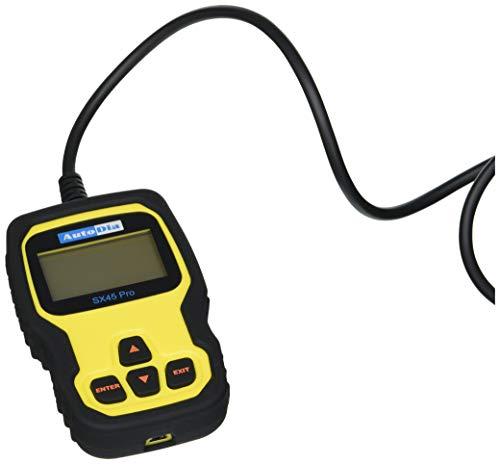 AutoDia SX45 Pro Diagnosegerät für Auto gelb