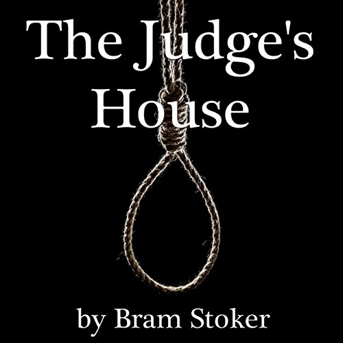 The Judge's House audiobook cover art