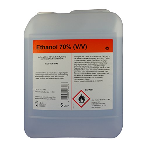 otto fischar ethanol 70