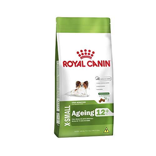 Ração Royal Canin X-Small 12+ Cães Adultos 1kg Royal Canin Raça Adulto