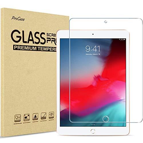 ProCase iPad Air (3rd Gen) 10.5' 2019 / iPad Pro 10.5' 2017 Screen Protector, Tempered Glass Screen Film Guard