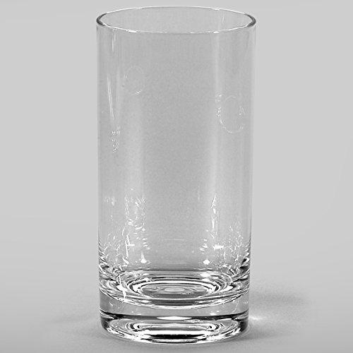 2x Trinkglas Wasserglas Cola Weinglas Rotwein 600ml Gläser 2 Personen für Camping Küche Trinkkelch glasklar elegantes Design Outdoor Partyglas Bruchfest Kunststoff Glas Trinkbecher Kinderglas Saftglas