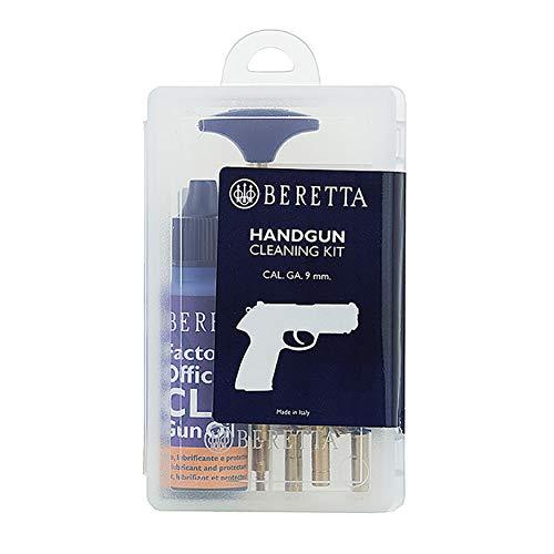 Beretta Basic Gun Cleaning Kit 9mm Caliber