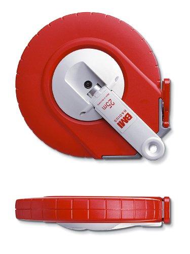 BMI 515221030BF PONTARIT-Bandmaß, rostfrei, gedruckte Teilung, Breite 13 mm, Länge 30 m