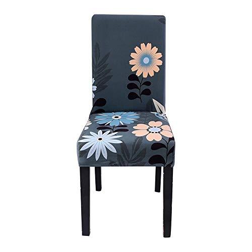 Winnerruby Spandex Stretch Chaise Couverture Banquet De Mariage Chaise Couverture Chaise Slipcovers Chaise Protecteur Housses pour Chaise de Mariage Housses pour Meubles de Jardin Chaise A La Maison