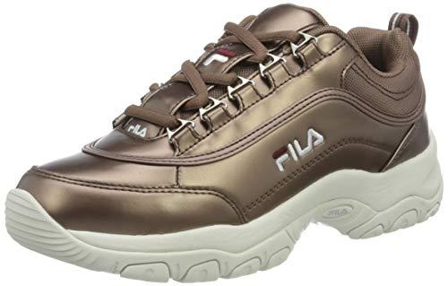 FILA Strada F wmn zapatilla Mujer, marrón (Chocolate Brown), 39 EU