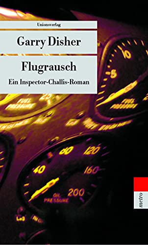 Flugrausch: Kriminalroman. Ein Inspector-Challis-Roman (2)