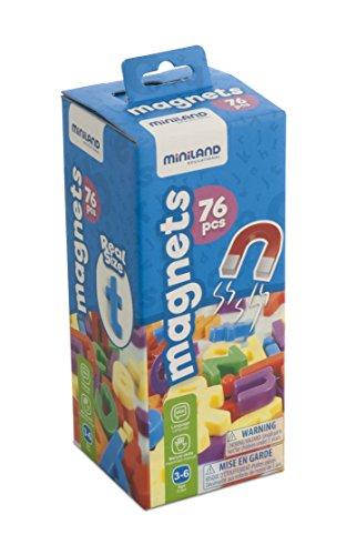 Miniland Letras magnéticas 45313