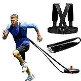 PoeHXtyy Widerstandstraining-Ausrüstungsgurt Reifen-Zuggurt Fitness-Gewicht-Tragwiderstand