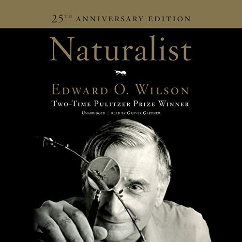 Naturalist cover art