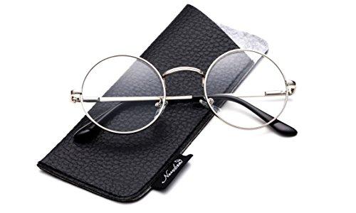 gafas john lennon de la marca Newbee Fashion Sunglasses
