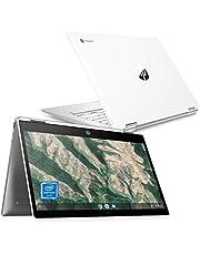Google Chromebook HP ノートパソコン インテル Pentium® Silver 8GBメモリ 64GB eMMC 14インチ フルHDブライトビュー・IPSタッチディスプレイ 2in1 コンバーチブルタイプ 日本語キーボード HP Chromebook x360 14b (型番:1W5B9PA-AAAB)