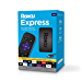 Roku Express HD Streaming Media Player, Black (Renewed)