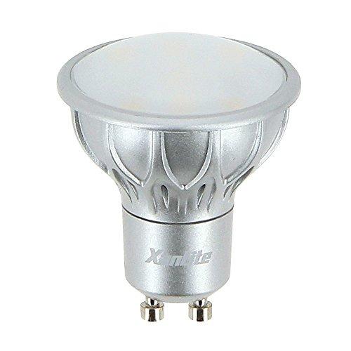 Ampoule Led Spot - Culot Gu10 - 5 -6W Cons. (50W Eq.) - Lumière Blanc Neutre