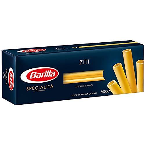 24 PACCHI PASTA BARILLA ZITI NAPOLETANI N° 214 500gr SPECIALITA' PASTA LUNGA BOX