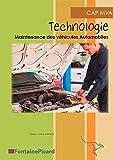 Technologie CAP MV - Maintenance des véhicules option voitures particulières
