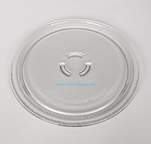 Whirlpool il10/il12/WH Glas-Plattenteller für Mikrowelle Ø 28cm il10/il12/max14/MAX15/max24/MAX28/max34/MAX39, für Mikrowelle Whirlpool max18,