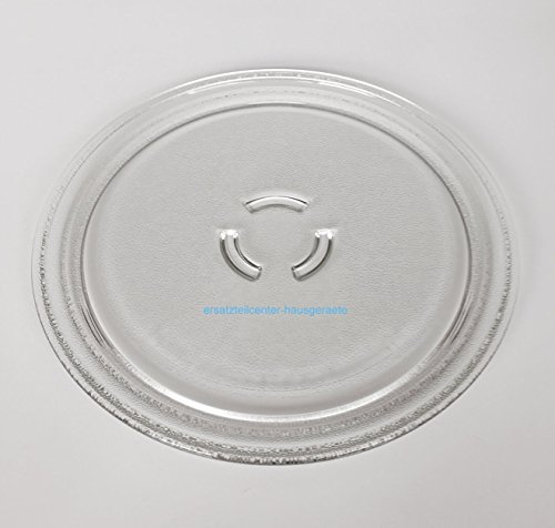 Whirlpool 481246678407 - Plataforma giratoria de microondas (28 cm) para microondas GT305NY/MAX/MT263/VT265