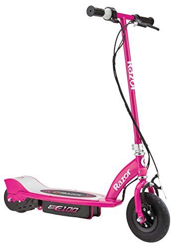Razor E100 Scooter eléctrico, Niña, Rosa, 0
