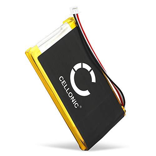 CELLONIC® Batería de Repuesto AHL03714000,VF8 Compatible con Tomtom GO 530, GO 630, GO 720, GO 730, GO 930, Traffic, SatNav, 1300mAh Accu GPS Pila sustitución Battery