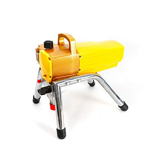 Farbspritzgerät, 1800W H780 Airlessgerät Hochdruck Farbspritzsystem Farbsprühgerät Far Farbspritzgerät Paint Lackiergerät 2.8L/min