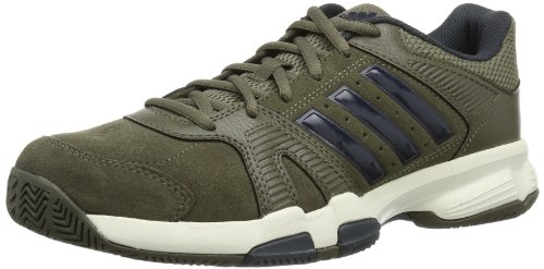 adidas Barracks F10 F32882 Herren Hallenschuhe, Braun (base brown/chalk/night shade f13), EU 42 (UK 8)