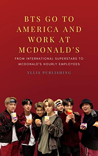 BTS Go to America & Work at McDonald's