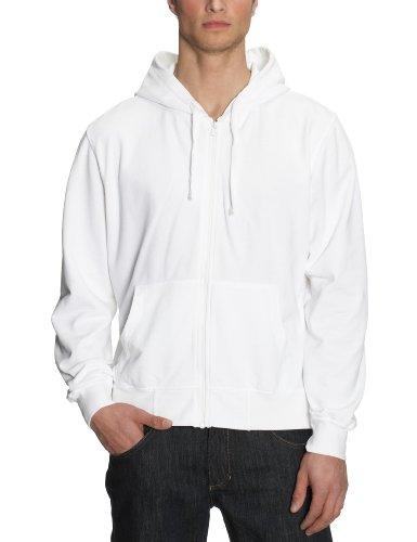 Helly Hansen Graphic F/Z Hoodie Sweat à capuche zippé homme Blanc XXL