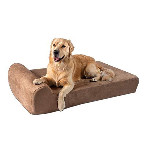 Big Barker Dog Bed Headrest Edition