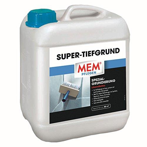 MEM Super-Tiefgrund 10 l - Universalgrundierung