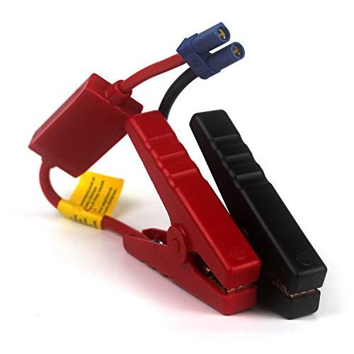 EC5 Steckverbinder Emergency Alligatorklemme Booster Kabel für Auto Notfall Starthilfekabel