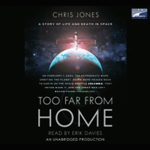 Too Far From Home cover art