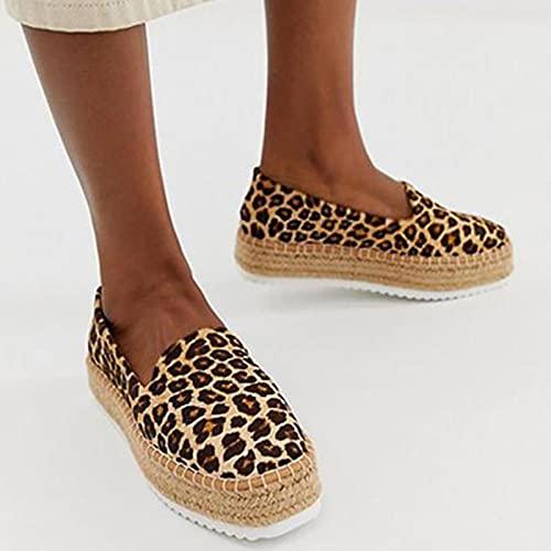 JUSTMAE Ballerines Dames Chaussures Paresseux...