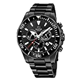 orologio Uomo Analogico Al quarzo con cinturino in Acciaio INOX J875/1