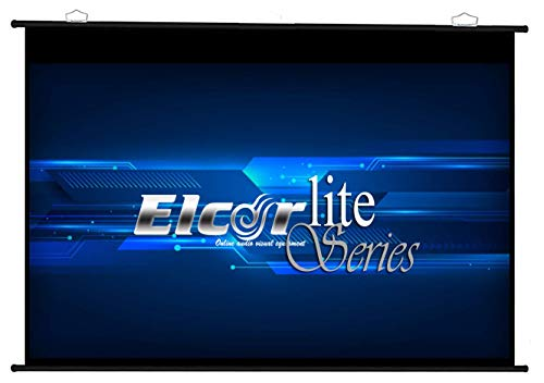 ELCOR® lite Series Map Projection Screen