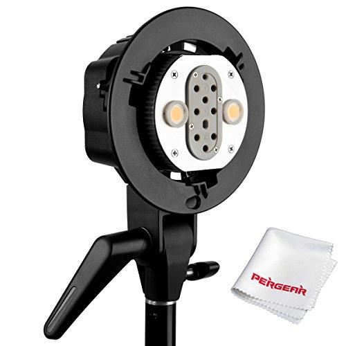 5Pcs Godox 75W 120V Photo Studio Modeling Lamp Bulb for Compact Studio Flash Strobe Light Speedlite 100V~120V