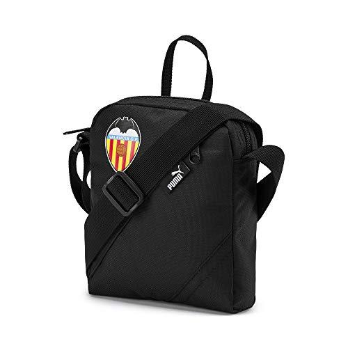 PUMA Valencia CF Temporada 2020/21-City Portable Bag Black WH Mochila, Unisex, 3...
