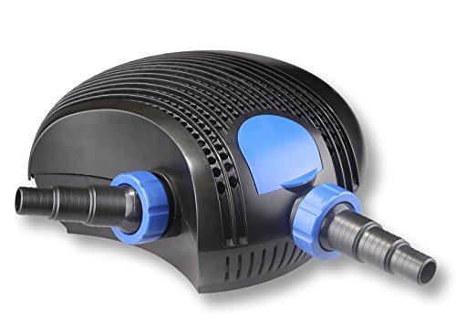 SunSun CTF-16000 SuperECO Bachlaufpumpe Filterpumpe 16000l/h 140W