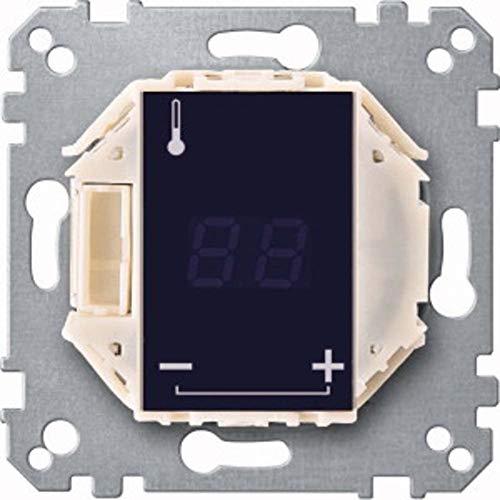Merten MEG5775-0000 Universal Temperaturregler-Einsatz mit Touch-Display