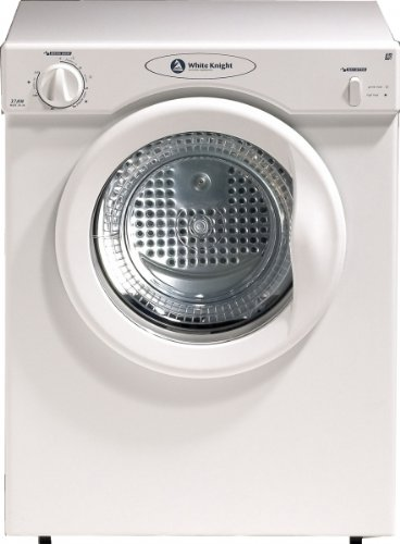 White Knight 3KG Compact Air Vented Dryer