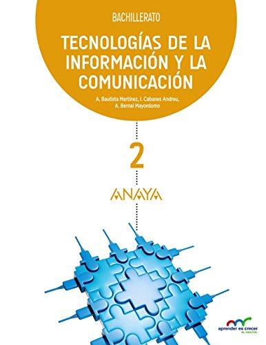 Tecnologías de la Información y la Comunicación 2. (Aprender es crecer en conexión) -...