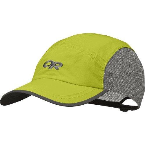 Outdoor Research Swift Cap, Lemongrass/Light Grey, 1Size