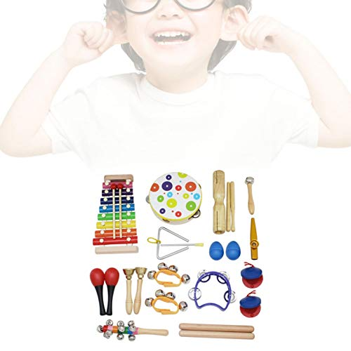 Instrumento musical infantil práctico para niños para principiantes