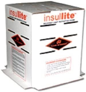 Insullite Recessed Light Cover 12.5 x 12.5 x 14 Vented (Case of 25)-IL12