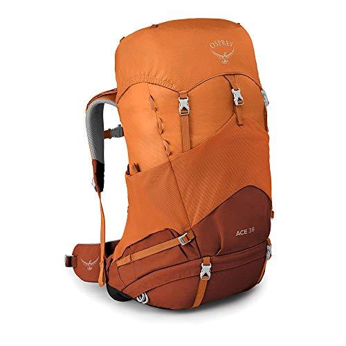 Osprey Ace 38 - Sac de randonnée enfant unisexe - Orange Sunset O/S